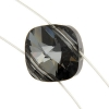 14mm Silver Night Crystal